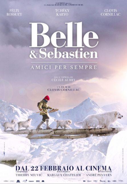 BELLE  eEe  SEBASTIEN - AMICI PER SEMPRE